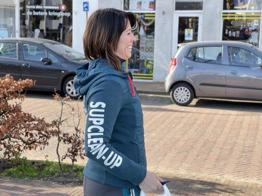 Afbeelding #001 voor het verhaal Supclean-up vist Middelburgse grachten schoon