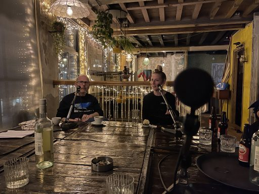 Afbeelding #000 voor het verhaal Gezocht: mooie Middelburgers voor wekelijkse livestream vanuit De Herberg