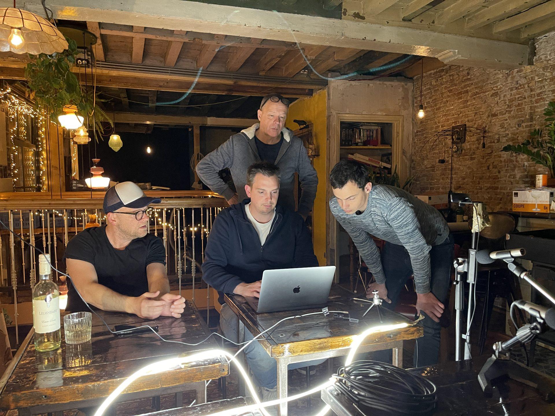 Afbeelding #004 voor het verhaal Gezocht: mooie Middelburgers voor wekelijkse livestream vanuit De Herberg