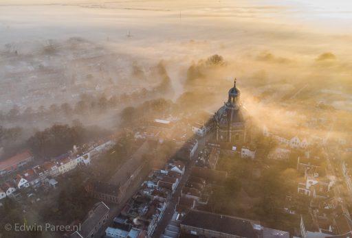 Afbeelding #004 voor het verhaal Middelburg + mist = magie
