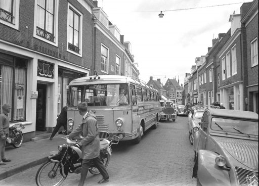Afbeelding #005 voor het verhaal Streekvervoer in Middelburg en Zeeland door de jaren heen