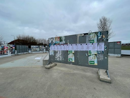 Afbeelding #000 voor het verhaal Actie voor en achter de schermen: Free Wim 0118 roept skaters op weg te blijven