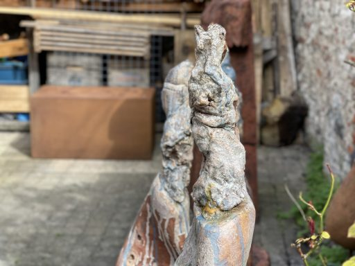 Afbeelding #002 voor het verhaal Omdat het nog kan: op bezoek bij Sculptural Ceramics van Gerdi Zwaan