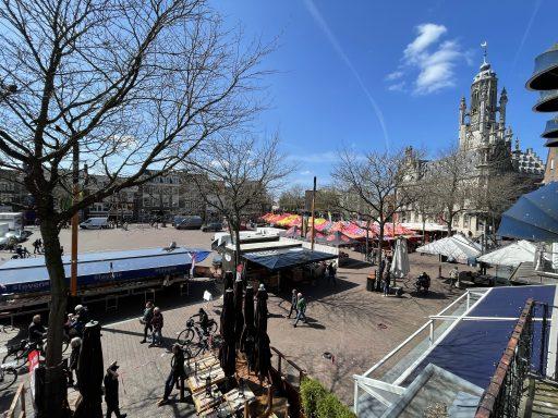 Afbeelding #001 voor het verhaal De laatste halve Weekmarkt in Middelburg
