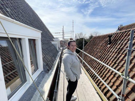 Afbeelding #001 voor het verhaal We konden het dak op! Over de grote verbouwingen bij La Piccola Italia Middelburg