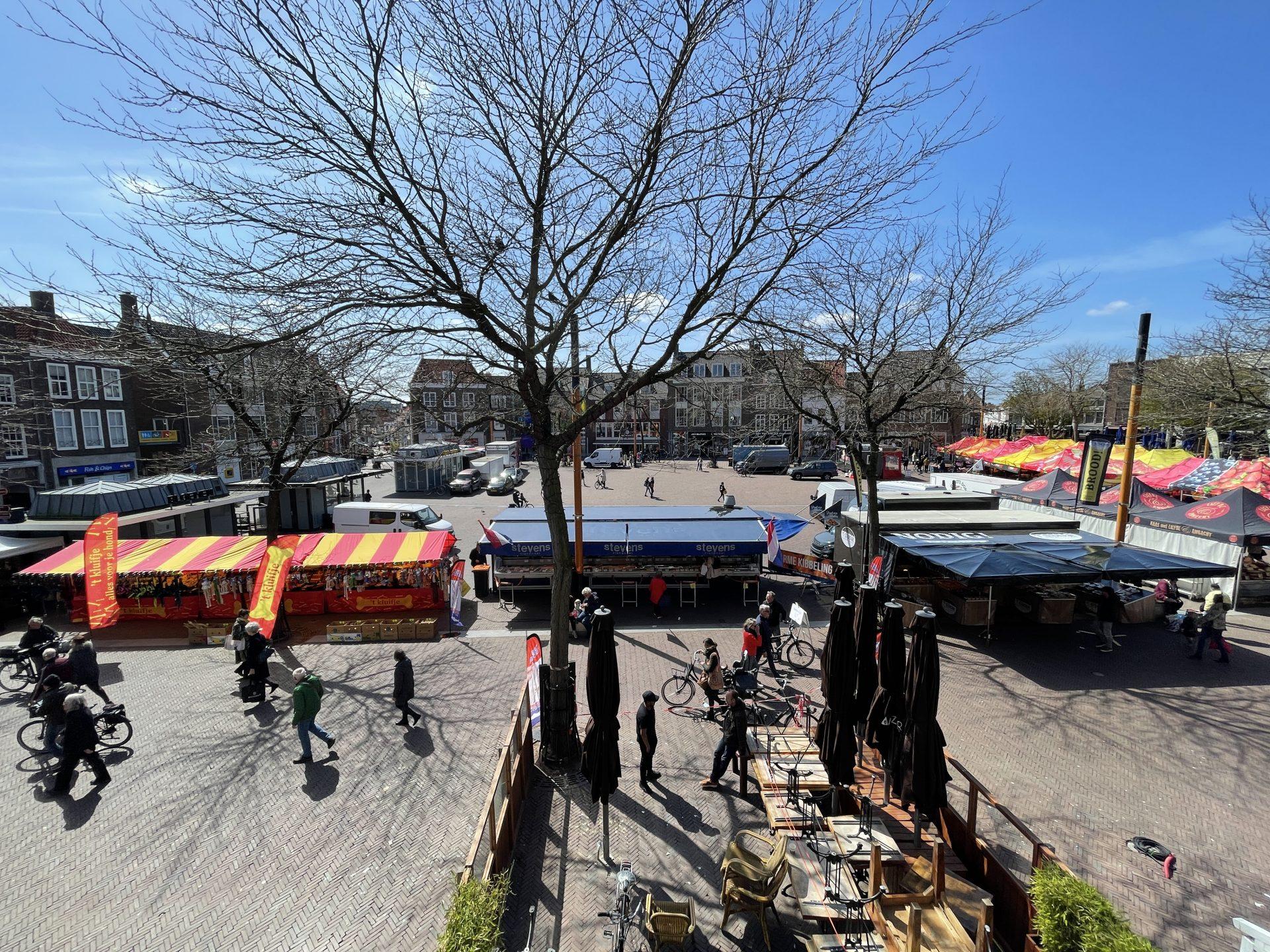 Afbeelding #000 voor het verhaal Over veiligheid, landelijk beleid en de heropening van terrassen en winkels in Middelburg
