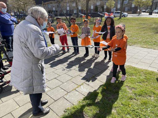 Afbeelding #016 voor het verhaal Koningspelen en een kleurrijke dag van Rotary Club Middelburg