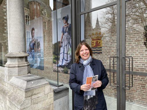 Afbeelding #001 voor het verhaal In de voetsporen van de Oranjes: een nieuwe Middelburgse stadswandeling van Marjolijn Bergmann