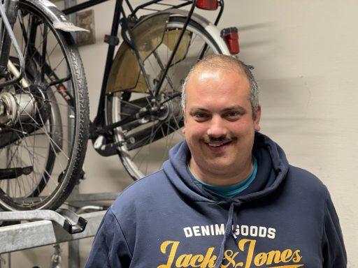 Afbeelding #000 voor het verhaal Gezocht: een werkruimte en afnemers voor Matthieu Jobse