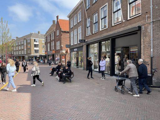 Afbeelding #000 voor het verhaal Sneakpreview: Shoeby Middelburg in de Lange Delft