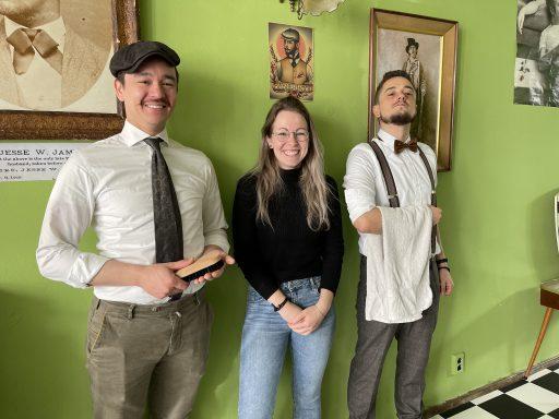 Afbeelding #012 voor het verhaal Haarsnijder & Barbier Stoffe Jongens geopend in de Sint Janstraat in Middelburg