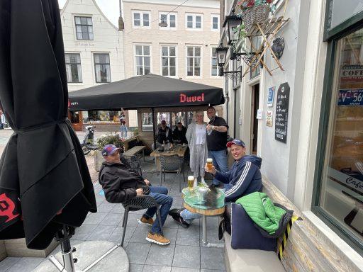 Afbeelding #017 voor het verhaal De Middelburgse terrassen zijn weer open!