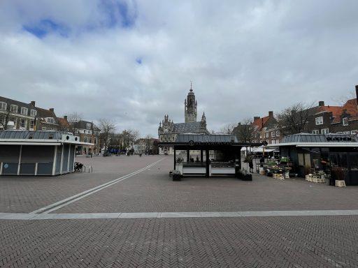 Afbeelding #002 voor het verhaal Kars Wisse over Vis- en Friethandel Middelburg op de Markt