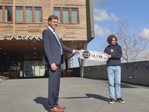 Afbeelding #001 voor het verhaal Hoera! Er komt een nieuwe skatebaan in Middelburg!