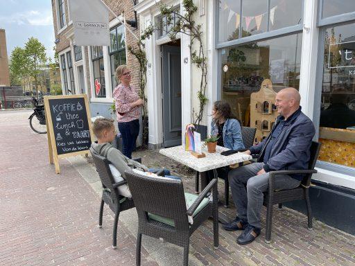 Afbeelding #000 voor het verhaal Anne Elvé is de nieuwe eigenaar van Het Lokaaltje Middelburg