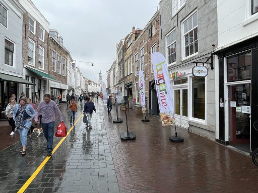 Afbeelding #014 voor het verhaal Burgerme geopend in de Langeviele in Middelburg
