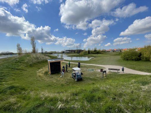Afbeelding #012 voor het verhaal Op de green van FootGolf Middelburg met Edwin Gorter