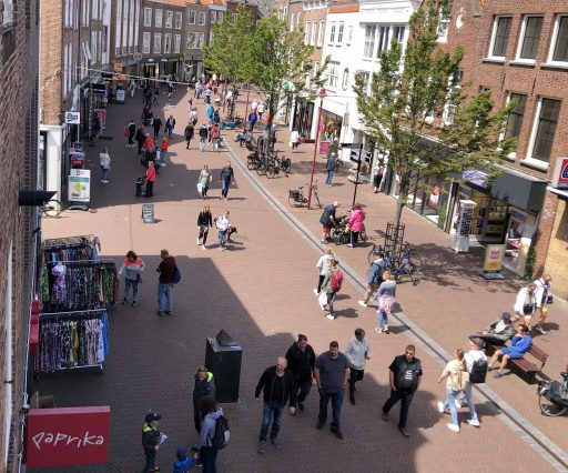 Afbeelding #000 voor het verhaal Terug van weggeweest: koopzondag en Kunstroute Middelburg op de eerste zondag van de maand