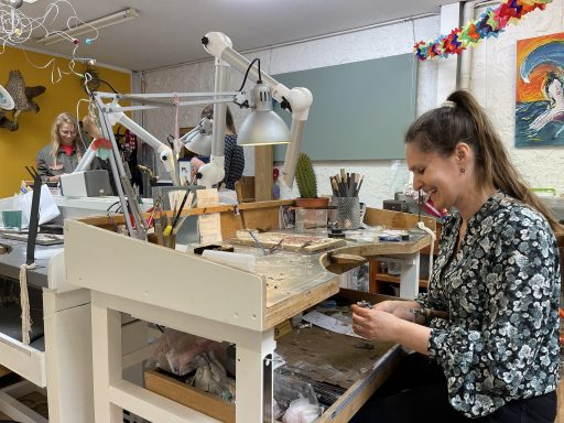 Afbeelding #002 voor het verhaal De liefde voor het vak bij juwelier en goudsmid IPPY in Middelburg