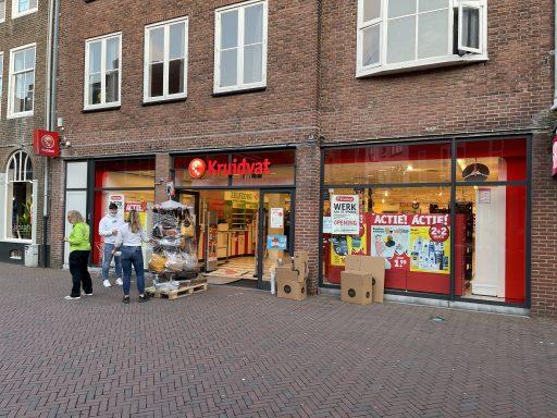 Afbeelding #000 voor het verhaal De herinrichting van Kruidvat Lange Delft