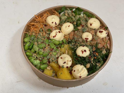 Afbeelding #004 voor het verhaal Nieuw: Poké House Middelburg bezorgt Poké Bowls op heel Walcheren