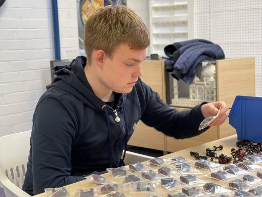 Afbeelding #003 voor het verhaal Stukje bij Stukje: genieten van LEGO in Middelburg