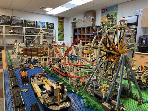 Afbeelding #007 voor het verhaal Stukje bij Stukje: genieten van LEGO in Middelburg