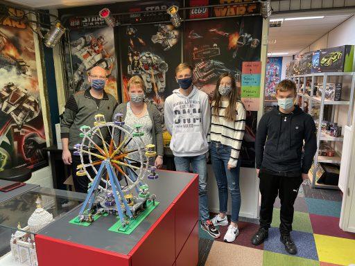 Afbeelding #013 voor het verhaal Stukje bij Stukje: genieten van LEGO in Middelburg