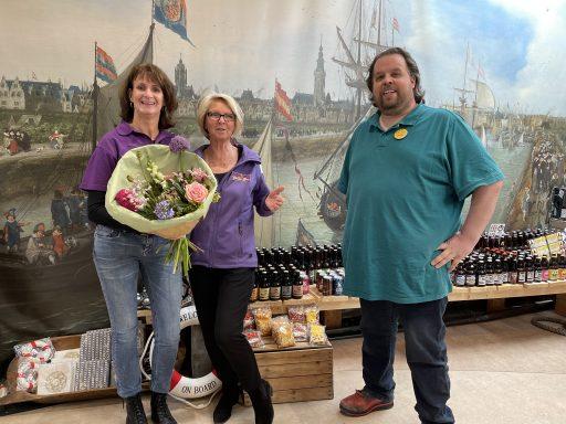 Afbeelding #002 voor het verhaal Stichting Chocolate Lovers Middelburg sluit zich aan bij de VOM
