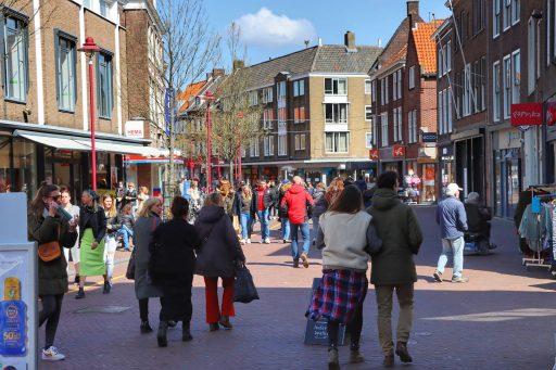 Afbeelding #000 voor het verhaal Winkelen en Weekmarkt in Middelburg, Hemelvaartsdag 2021