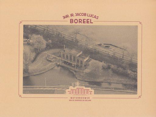 Afbeelding #001 voor het verhaal Boreel: van een bezoek aan een gemaal tot een boek voor allemaal