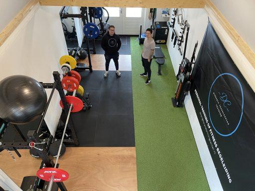 Afbeelding #005 voor het verhaal DC Strength Transforming Training opent Personal Training Studio aan de Jazzroute
