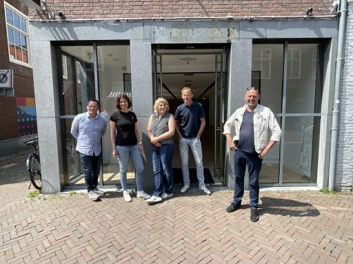 Afbeelding #000 voor het verhaal Praktijkschool Het Bolwerk opent winkel VANVOOR in de Nieuwe Burg