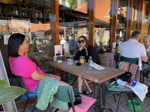 Afbeelding #005 voor het verhaal Reizende Tentoonstelling & culinaire wandeling WE ARE bezoekt Middelburg