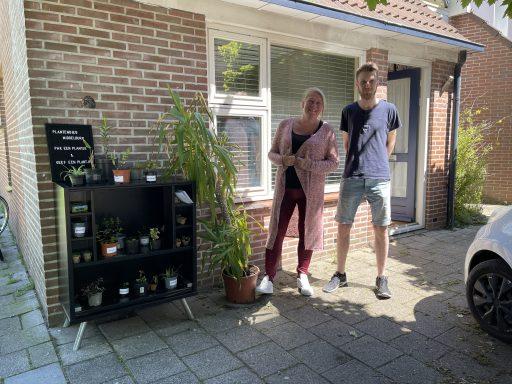 Afbeelding #002 voor het verhaal Joan Verbeem start een plantenbieb in Dauwendaele