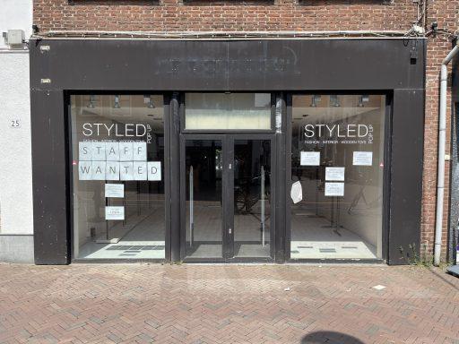Afbeelding #000 voor het verhaal Styled opent in de Lange Delft