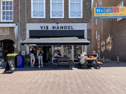 Afbeelding #007 voor het verhaal Vis-Handel Middelburg geopend aan de Markt