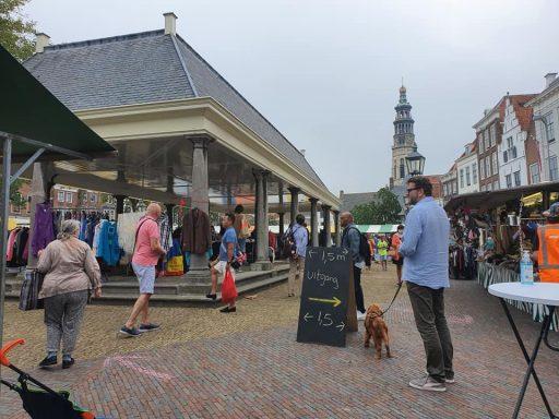 Afbeelding #000 voor het verhaal Boeken-, rommel- en snuffelmarkten ook weer van start in Middelburg!