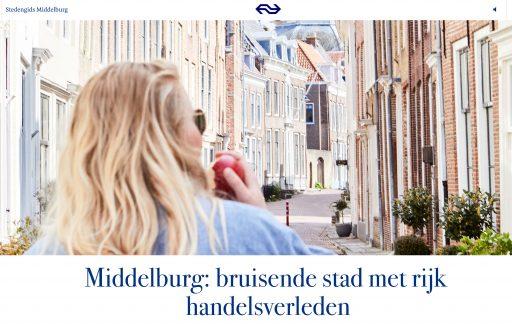 Afbeelding #004 voor het verhaal Middelburg straalt in Spoor