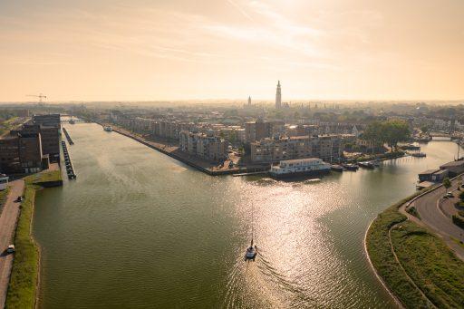 Afbeelding #003 voor het verhaal Panorama Middelburg, 2 juni 2021
