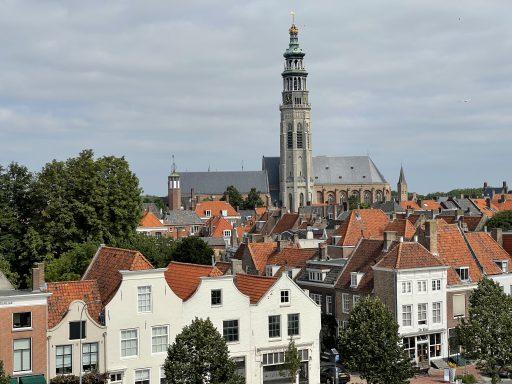 Afbeelding #004 voor het verhaal Middelburg vanaf het dak van Adriaanse van der Weel Advocaten