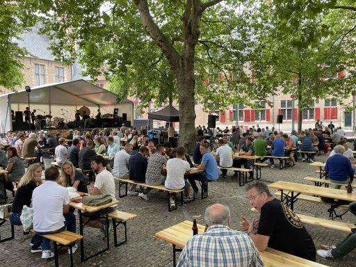 Afbeelding #002 voor het verhaal Impressie Middelburgs Abdij Bier Festival 2021, sessie 1, dag 2