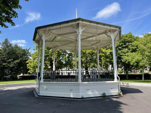 Afbeelding #002 voor het verhaal De Vergenoeging en Zeeuwse Concertzaal trakteren op concerten in het park