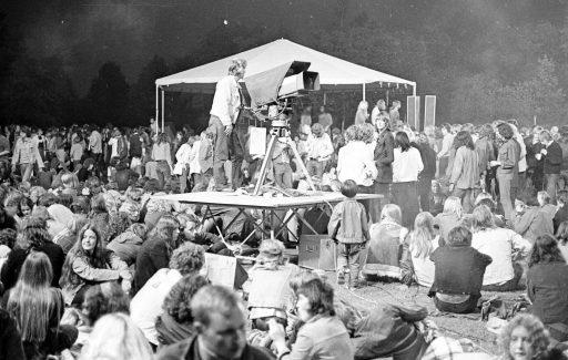 Afbeelding #007 voor het verhaal Deze week 50 jaar geleden: VPRO Campus in Park Toorenvliedt in Middelburg
