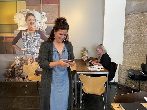 Afbeelding #027 voor het verhaal Genieten op het Abdijplein: op bezoek bij het Zeeuws Museumcafé