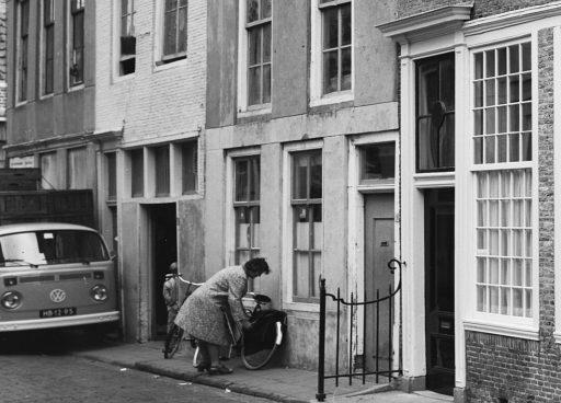 Afbeelding #007 voor het verhaal De Spanjaardstraat in Middelburg als straat der weduwen?