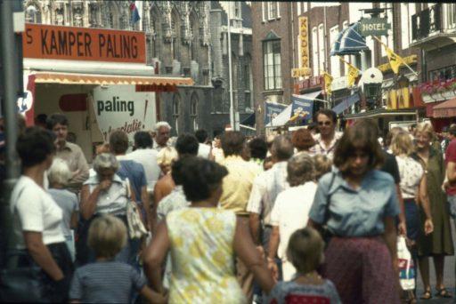 Afbeelding #000 voor het verhaal Middelburg 1976, uit de fotocollectie van de Provinciale Planologische Dienst