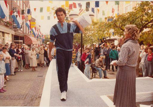 Afbeelding #000 voor het verhaal Modeshows op de Burgpromenade, oktober 1985