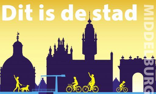 Afbeelding #000 voor het verhaal Nieuwe editie 'Dit is de stad Middelburg'