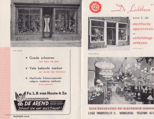 Afbeelding #012 voor het verhaal Uit de geschiedenis van Winkeliersvereniging Nieuwe Burg
